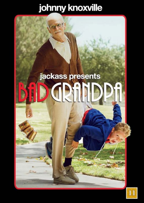 Image of   Bad Grandpa - DVD - Film