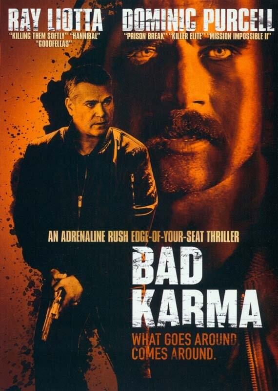 Image of   Bad Karma - 2012 - DVD - Film