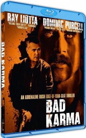 Image of   Bad Karma - 2012 - Blu-Ray