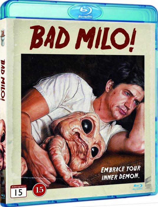 Image of   Bad Milo! - Blu-Ray