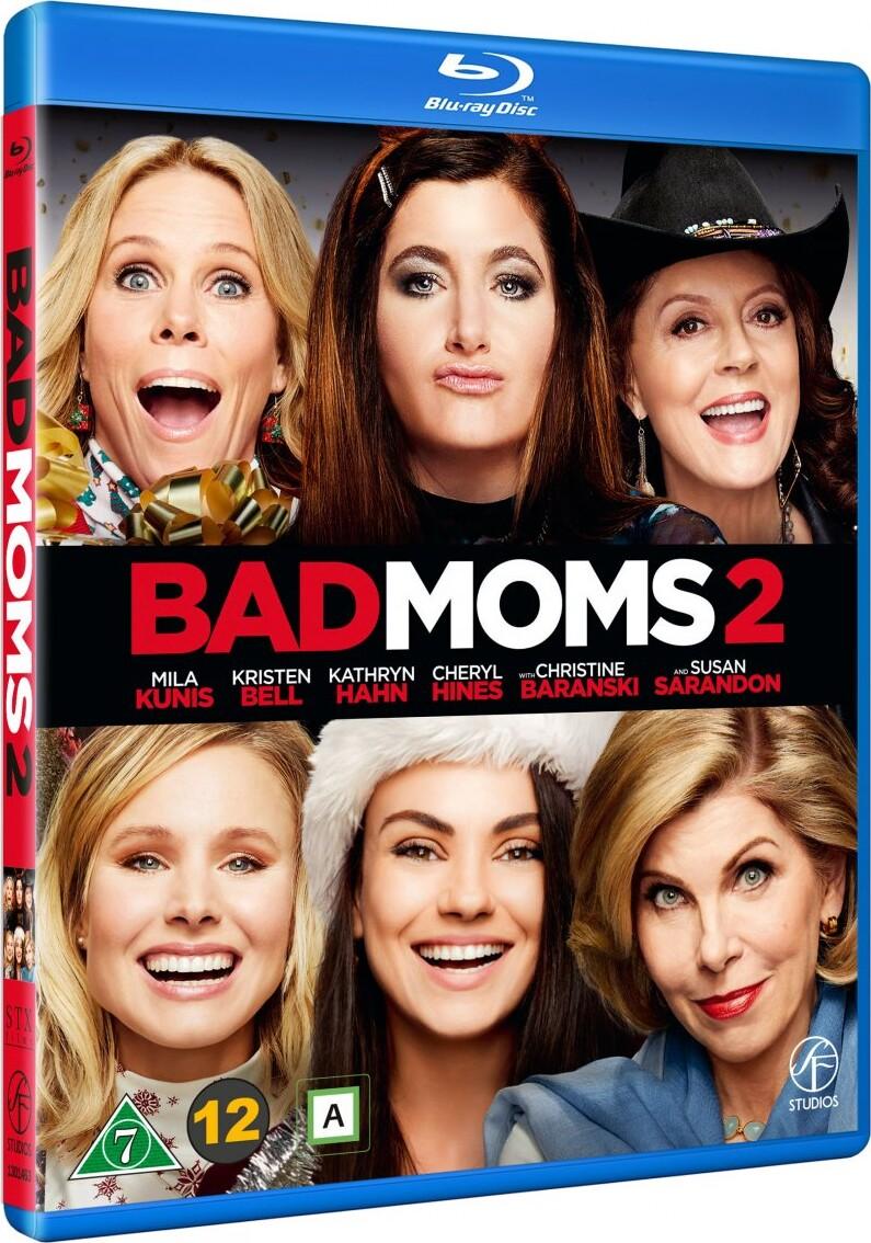Image of   Bad Moms 2 - A Bad Moms Christmas - Blu-Ray
