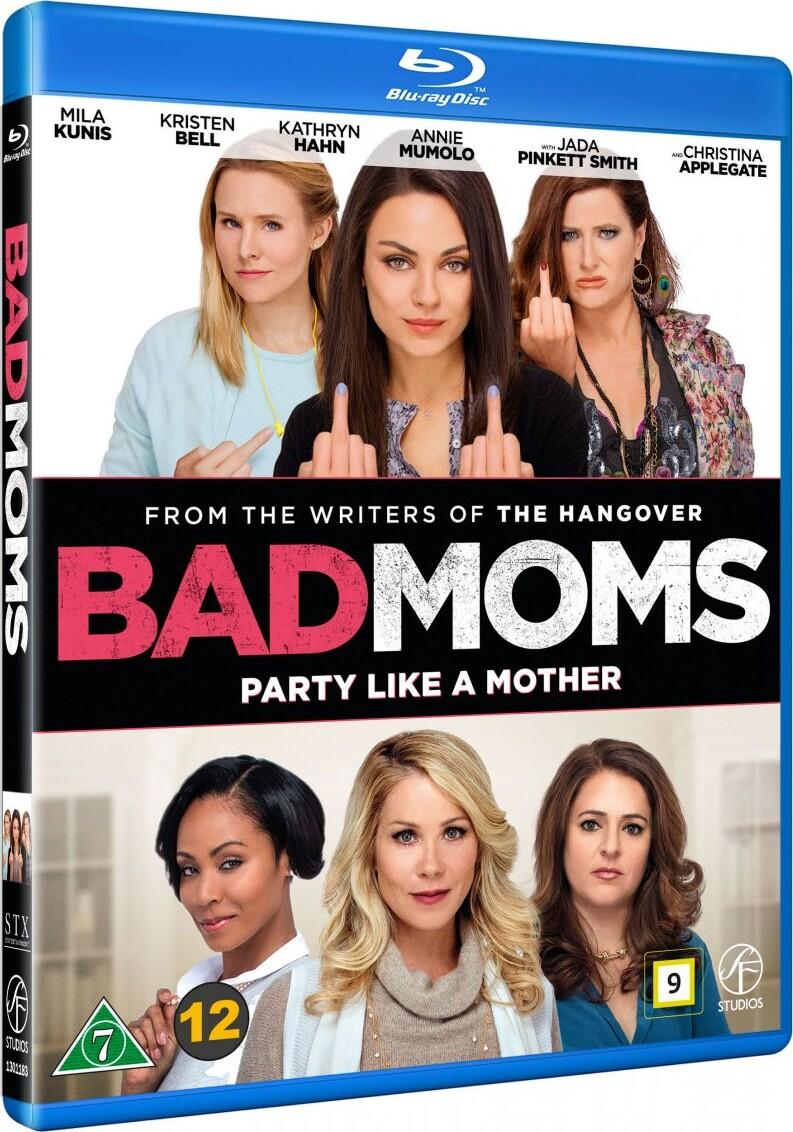 Image of   Bad Moms - Blu-Ray