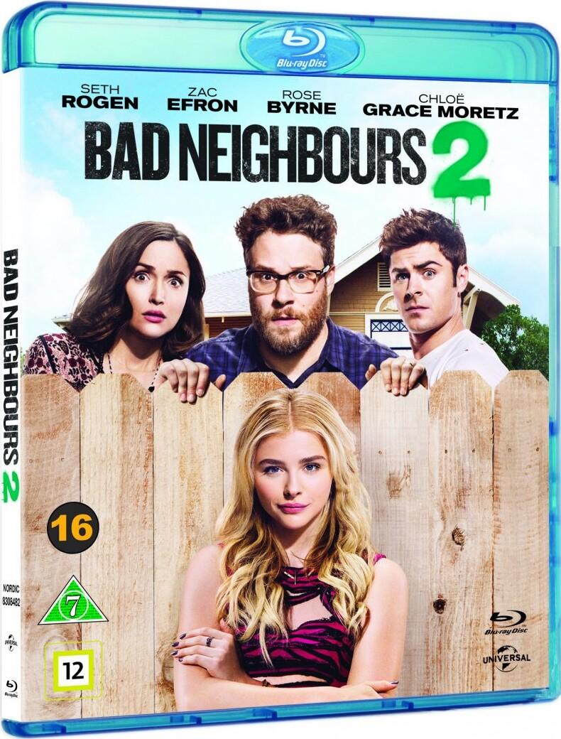 Image of   Bad Neighbours 2 - Blu-Ray