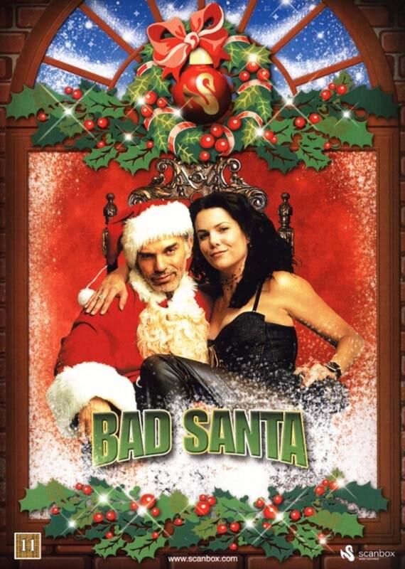 Billede af Bad Santa - DVD - Film