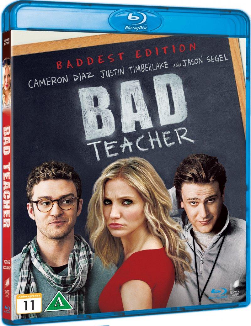 Image of   Bad Teacher - Blu-Ray