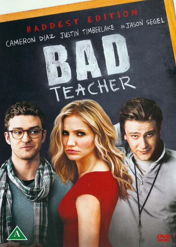 Image of   Bad Teacher - DVD - Film