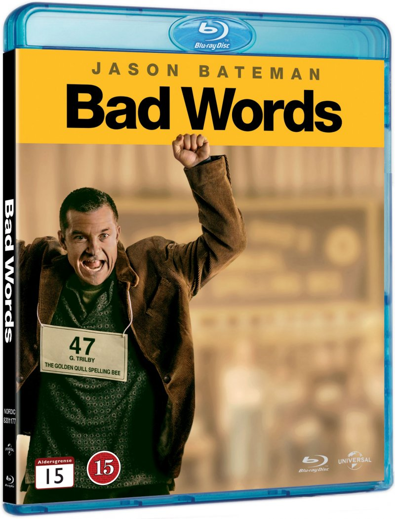 Image of   Bad Words - Blu-Ray