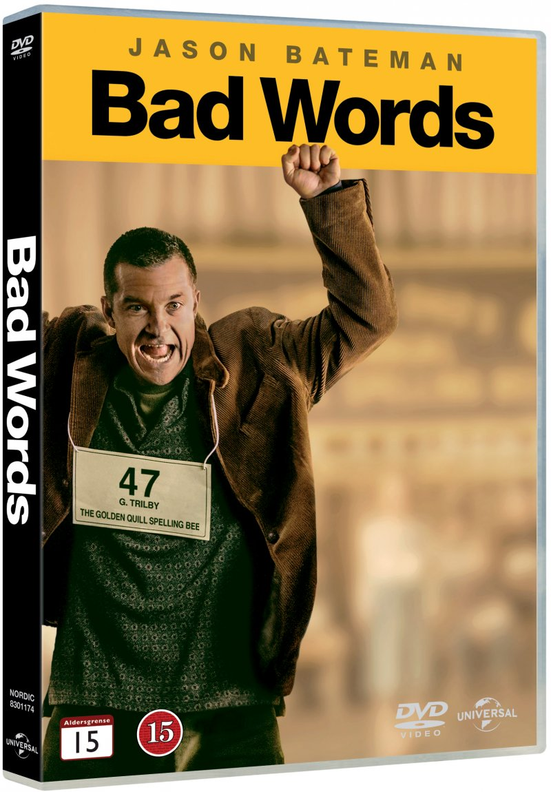 Image of   Bad Words - DVD - Film
