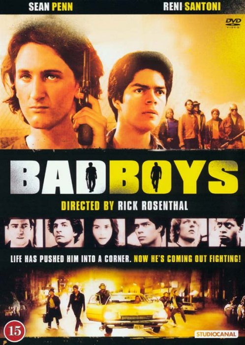 Image of   Bad Boys - DVD - Film