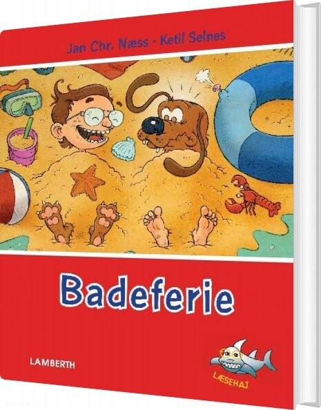 Image of   Badeferie - Jan Chr. Næss - Bog