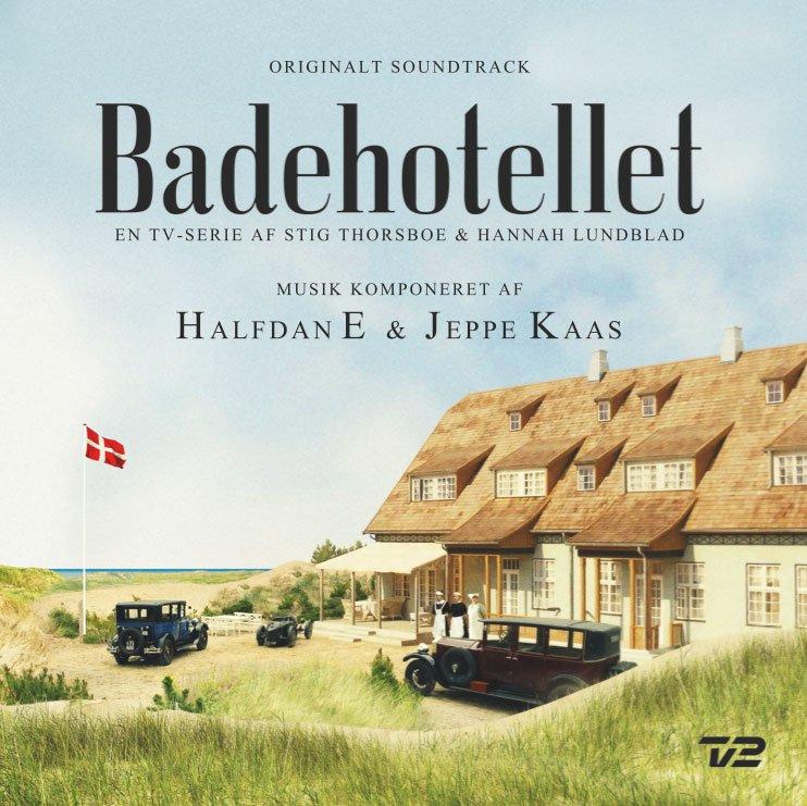 Image of   Badehotellet Soundtrack - CD