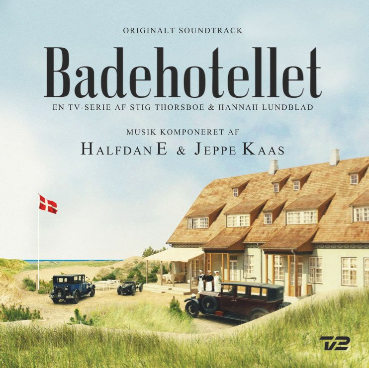 Image of   Badehotellet Soundtrack - CD