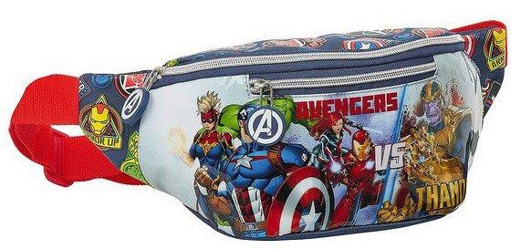 Billede af Bæltetaske Til Børn Med Avengers Motiv