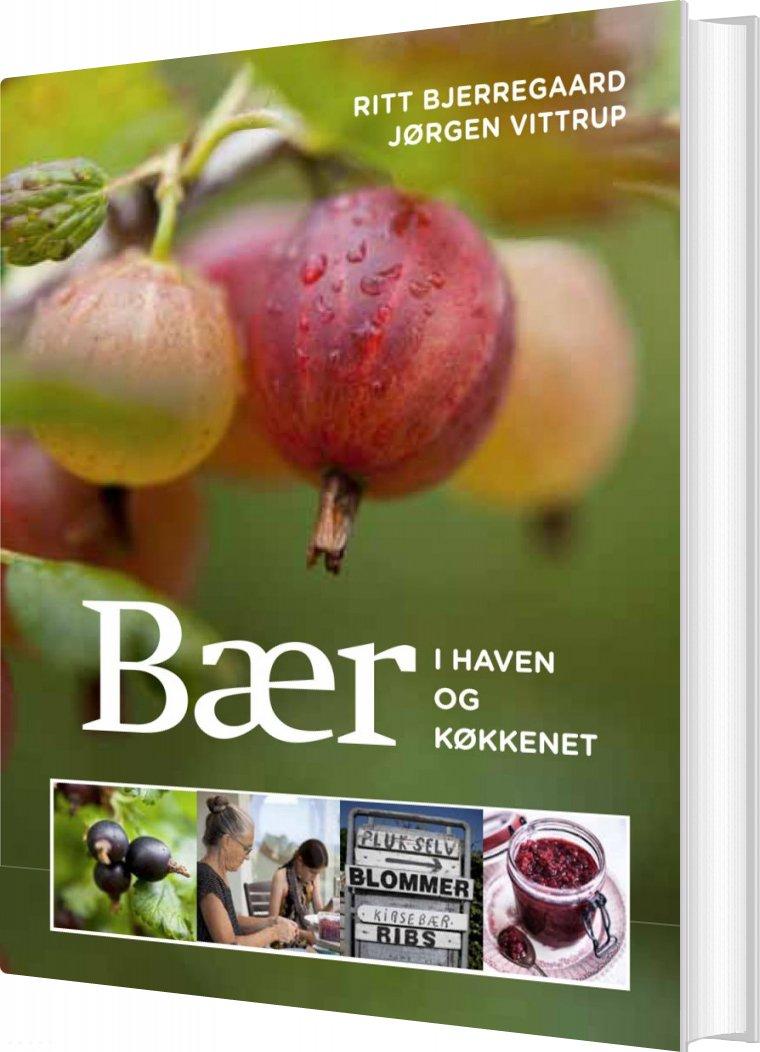 Image of   Bær I Haven Og Køkkenet - Jørgen Vittrup - Bog
