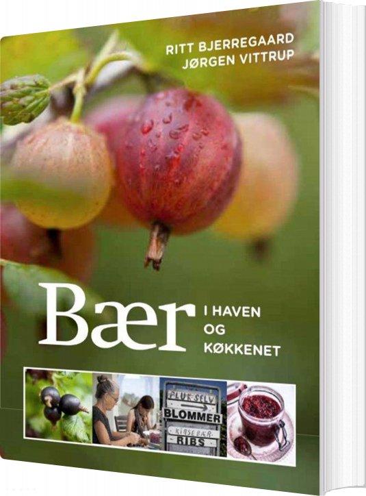 Bær I Haven Og Køkkenet - Jørgen Vittrup - Bog