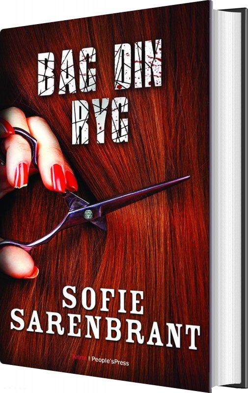 Image of   Bag Din Ryg - Sofie Sarenbrant - Bog