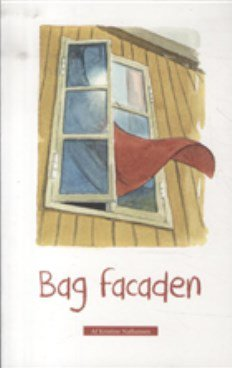 Billede af Bag Facaden - Kristine Nathansen - Bog