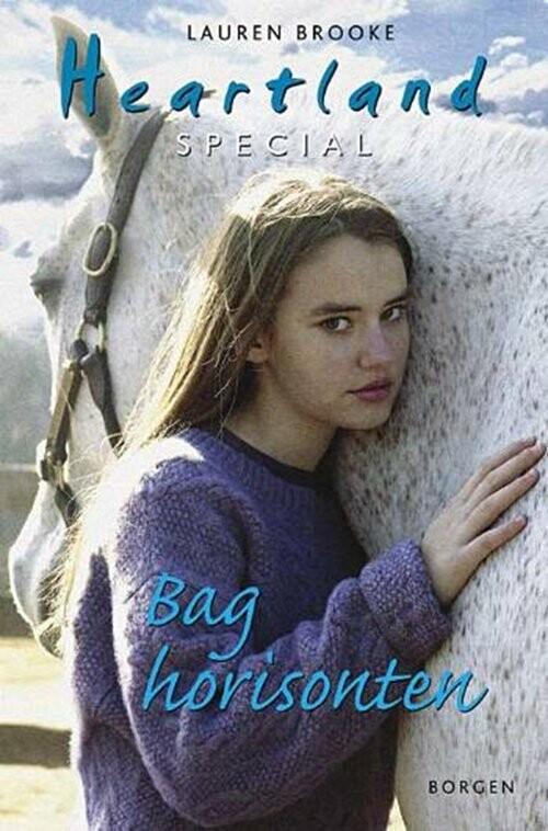 Image of   Bag Horisonten - Lauren Brooke - Bog