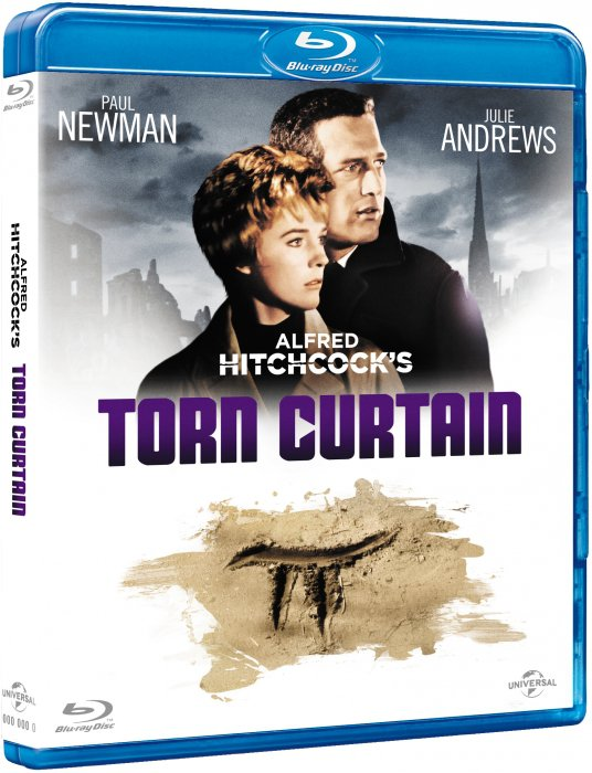 Image of   Bag Jerntæppet / Torn Curtain - Blu-Ray