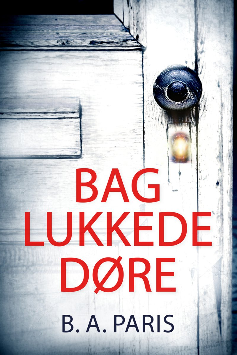 Image of   Bag Lukkede Døre - Mp3 - B.a. Paris - Cd Lydbog