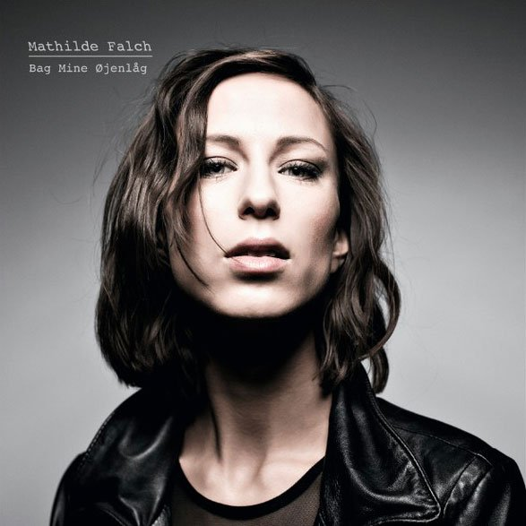 Mathilde Falch - Bag Mine øjenlåg - CD