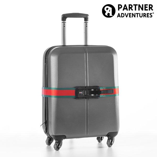 a2a46274968 Bagagestrop Til Kuffert Med Integreret Vægt Og Sikkerhedskode → Køb ...