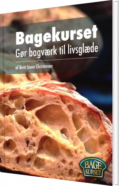 Billede af Bagekurset - Bent Steen Christensen - Bog