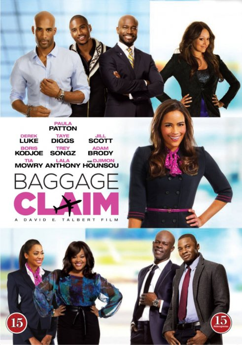 Image of   Baggage Claim - DVD - Film