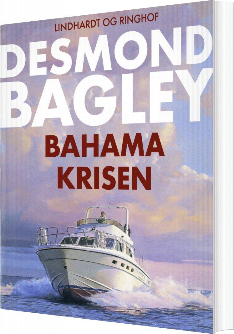 Billede af Bahama-krisen - Desmond Bagley - Bog