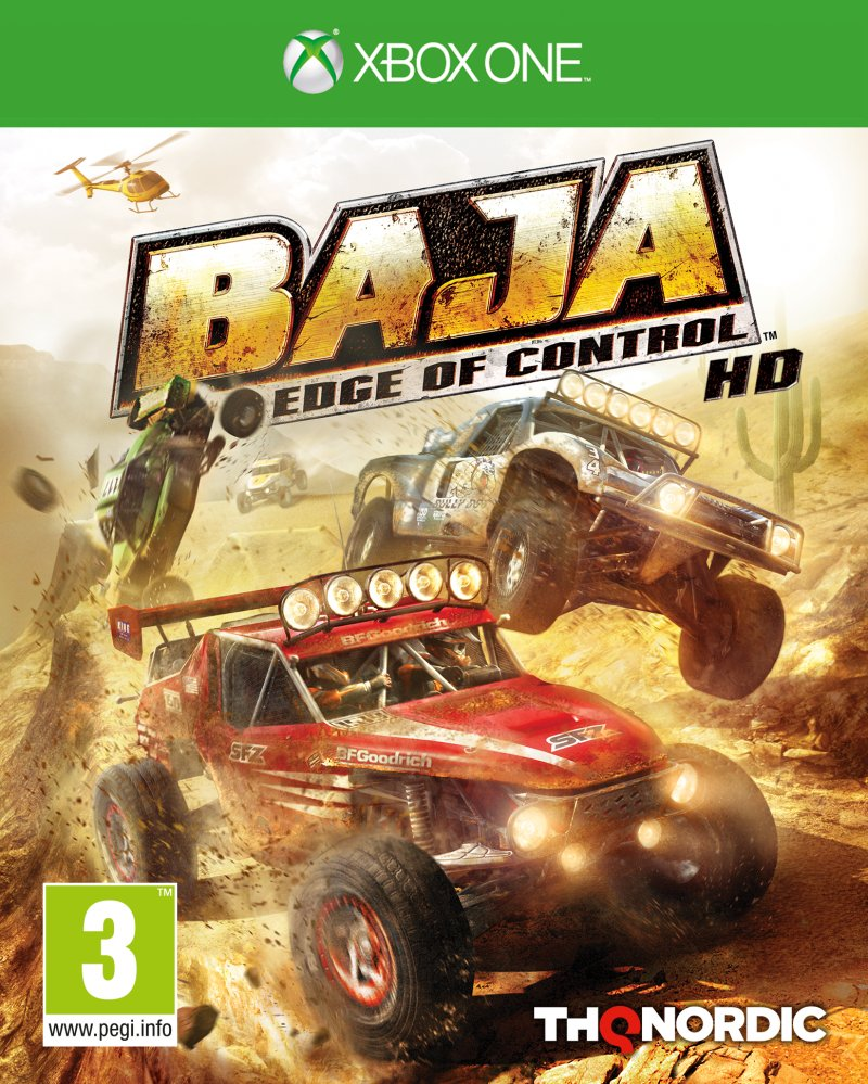 Baja Edge Of Control Hd - Xbox One