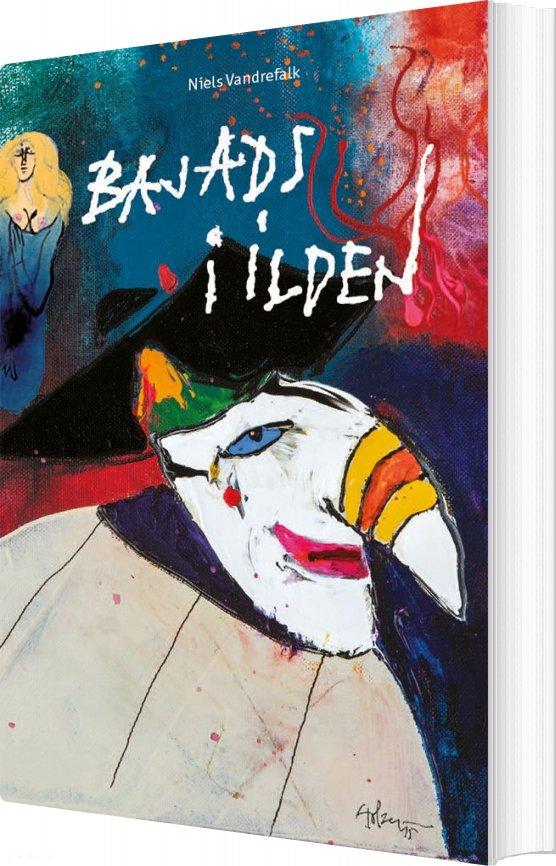Bajads I Ilden - Niels Vandrefalk - Bog