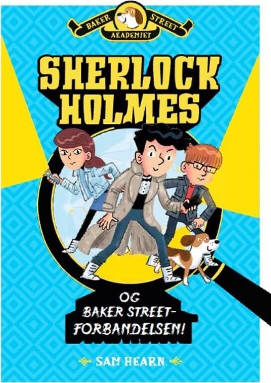 Image of   Baker Street Akademiet 2 - Sam Hearn - Bog