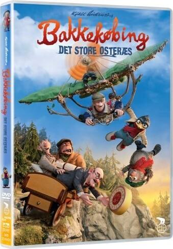 Image of   Bakkekøbing - Det Store Osteræs - DVD - Film