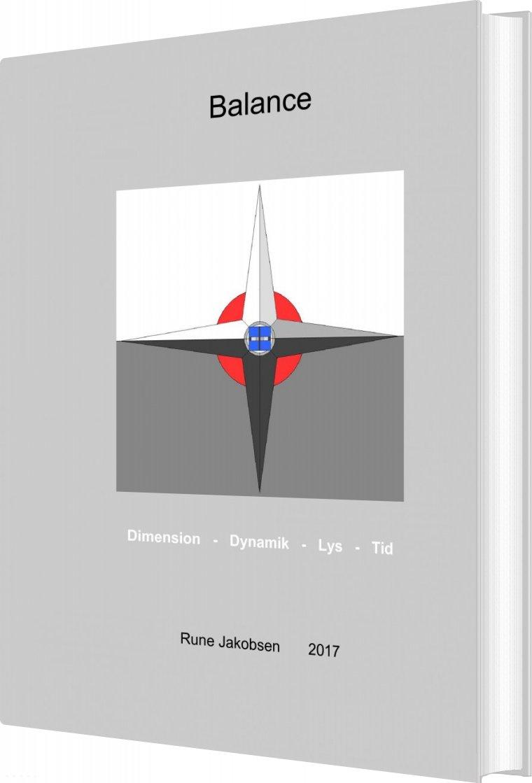 Image of   Balance - Rune Jakobsen - Bog