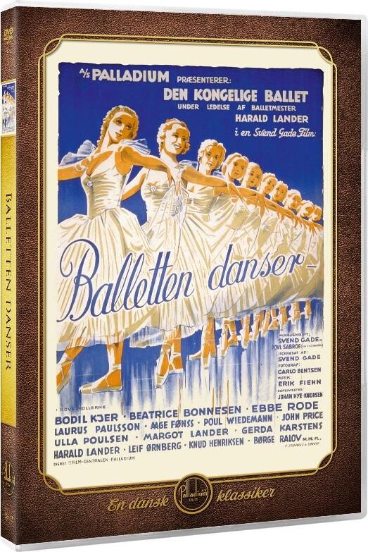 Image of   Baletten Danser - DVD - Film