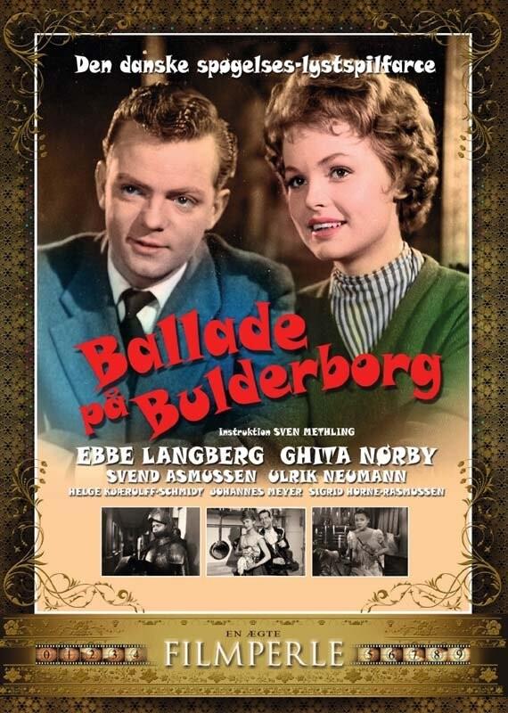 Billede af Ballade På Bullerborg - DVD - Film