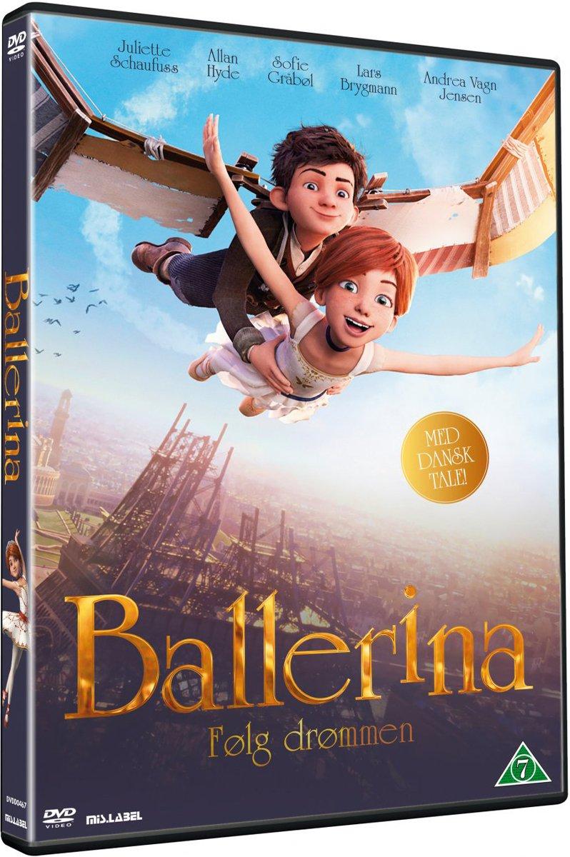 Image of   Ballerina / Leap - 2016 - DVD - Film