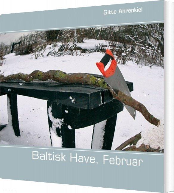 Baltisk Have, Februar - Gitte Ahrenkiel - Bog