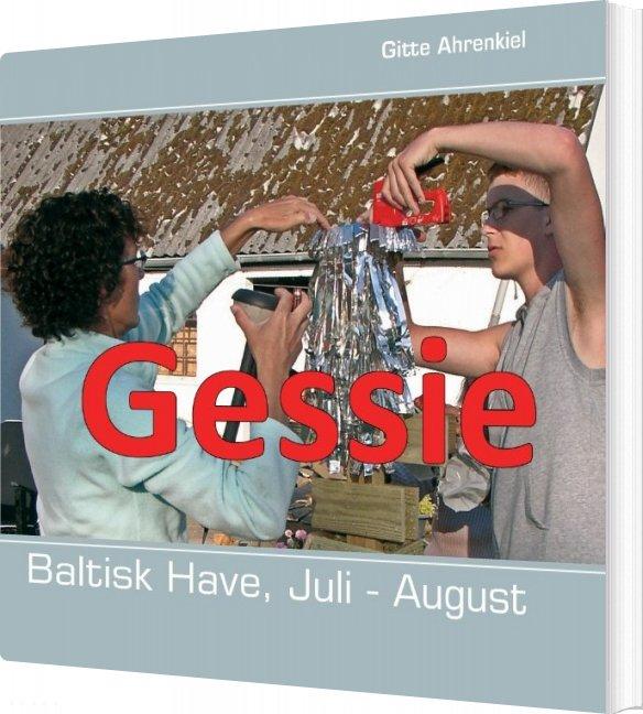 Image of   Baltisk Have, Juli - August - Gitte Ahrenkiel - Bog