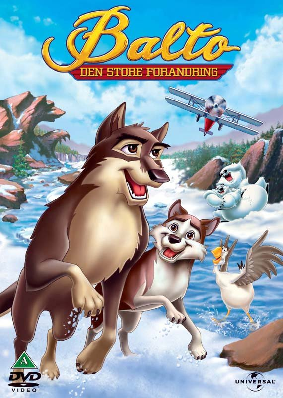 Image of   Balto 3 - Wings Of Change - DVD - Film