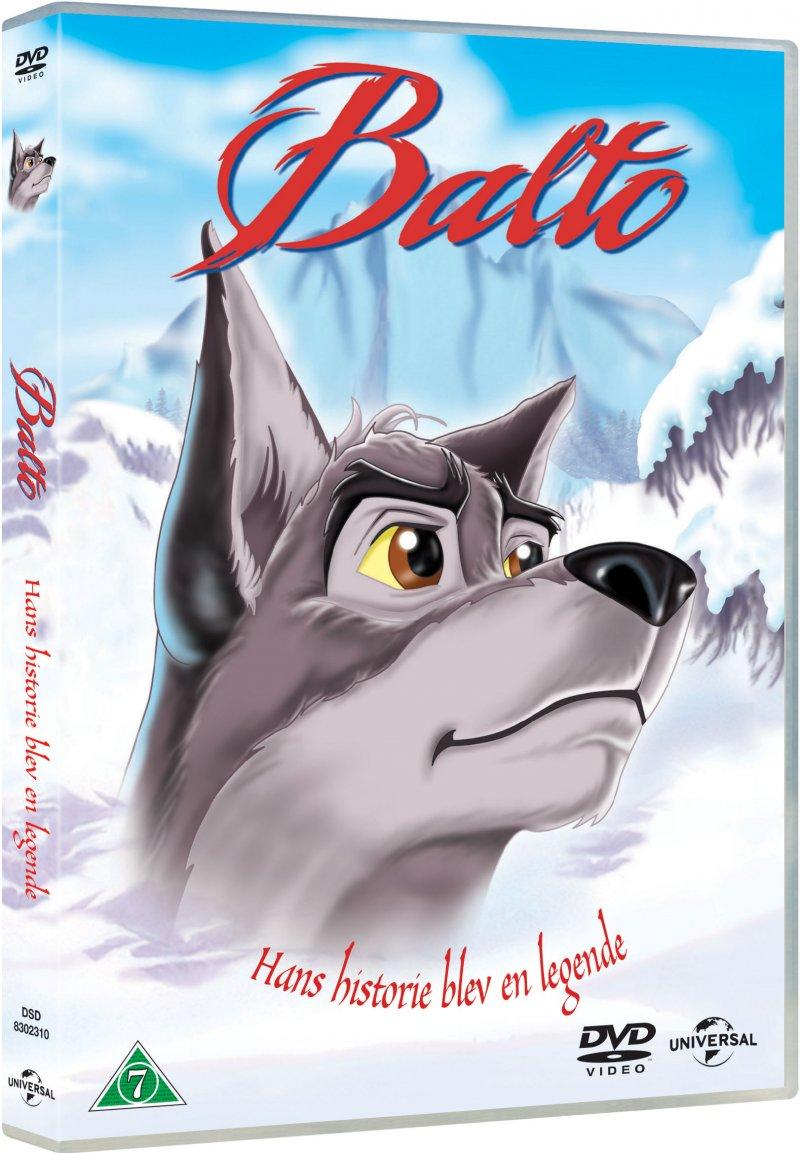 Image of   Balto - DVD - Film