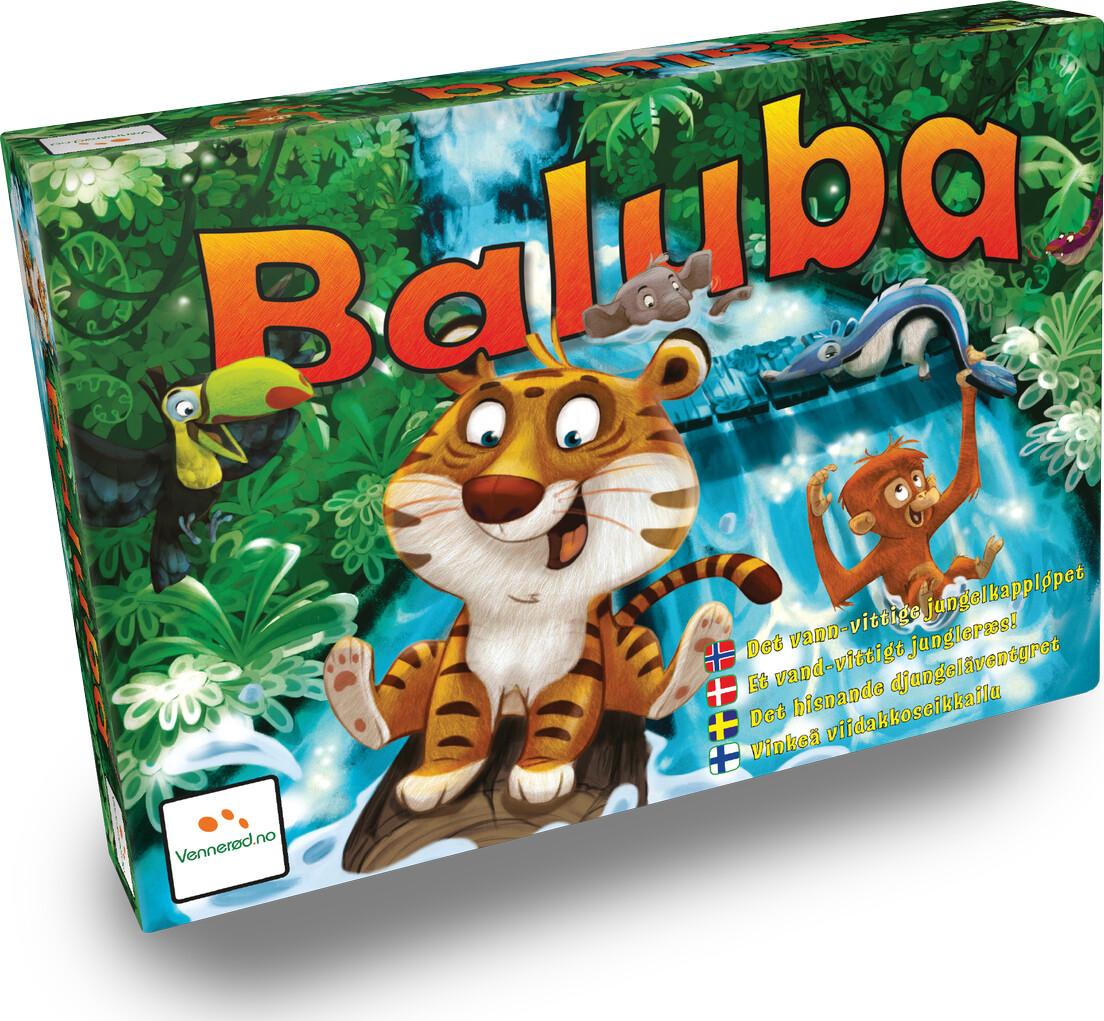 Baluba - Brætspil - Nordisk
