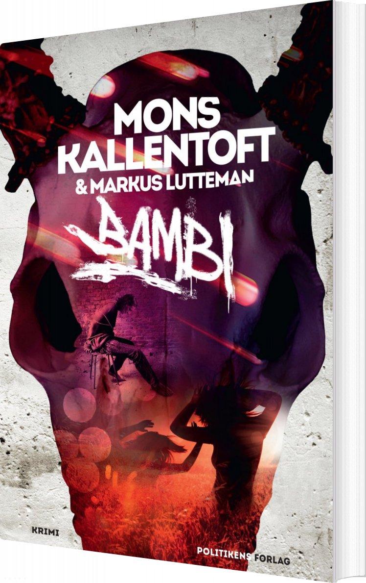 Bambi - Mons Kallentoft - Bog