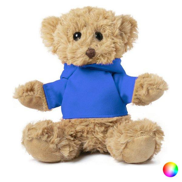 Bamse Med Hoodie - Blå