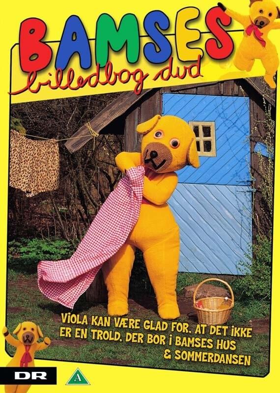 Image of   Bamses Billedbog - Viola Kan Være Glad For At Det Ikke Er En Trold, Der Bor I Bamses Hus & Sommerdansen - DVD - Film