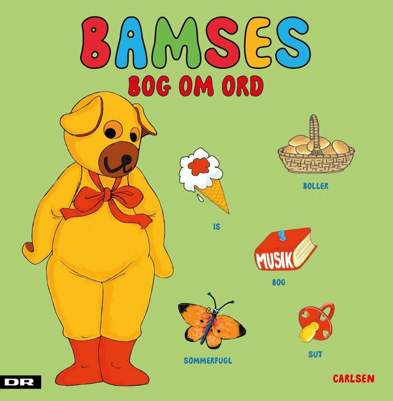 Bamses Bog Om Ord - Diverse - Bog