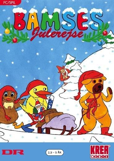 Bamses Julerejse - Dk - PC