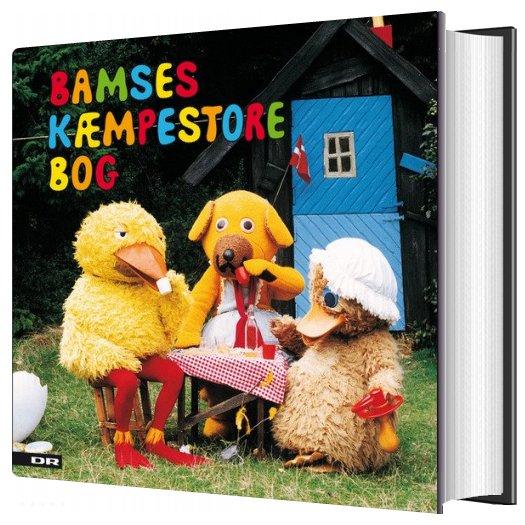 Image of   Bamses Kæmpestore Bog - Elin Bing - Bog