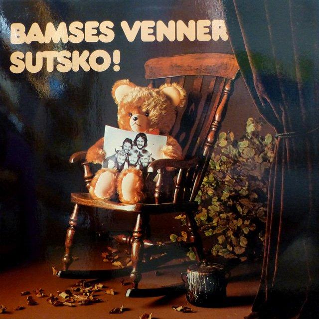 Image of   Bamses Venner - Sutsko - CD