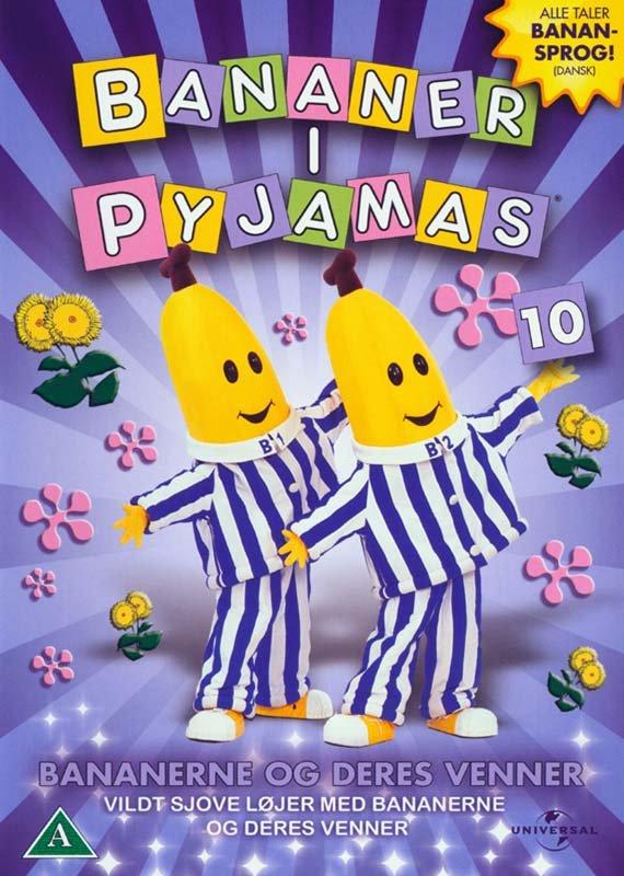 Image of   Bananer I Pyjamas - Vol. 10- Bananerne Og Deres Venner - DVD - Film